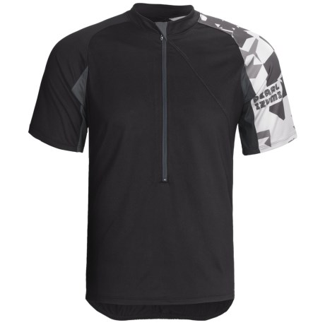 Pearl Izumi Launch Cycling Jersey - Zip Neck, Short Sleeve (For Men)
