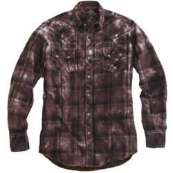 Tin Haul Sundown Plaid Shirt - Snap Front, Long Sleeve (For Women)