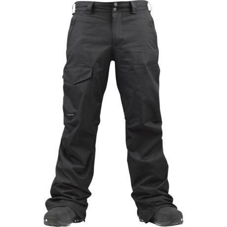 Burton TWC Throttle Snow Pants - Waterproof (For Men)