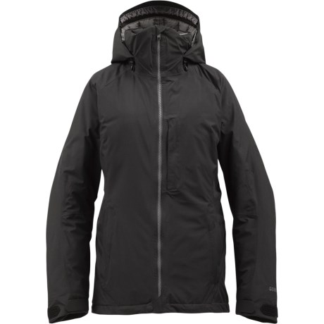 Burton AK 2L Flare Down Gore-Tex® Snowboard Jacket - Waterproof, 650 Fill Power (For Women)