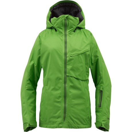 Burton AK 2L Embark Gore-Tex® Jacket - Waterproof, Insulated (For Women)