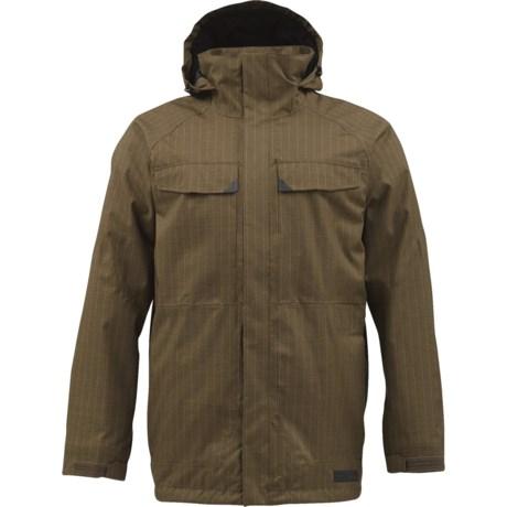 Burton Breach Jacket - Insulated (For Men)