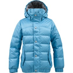 Burton Allure Puffy Down Snowboard Jacket - 550 Fill Power (For Girls)