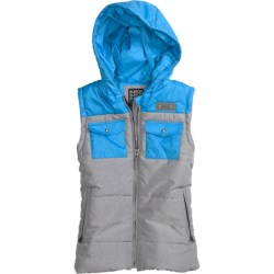 Burton Spruce Vest - Hooded (For Women)