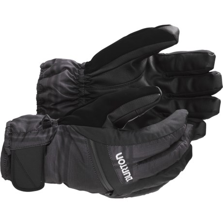 Burton Gore-Tex® Under Gloves - Waterproof, Insulated, 3-in-1 (For Men)