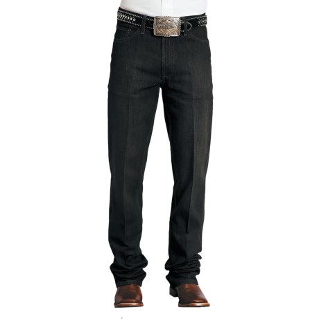 Stetson Standard Straight-Leg Denim Jeans (For Men)