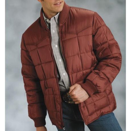 Roper Range Gear Down Jacket (For Men)