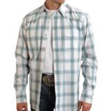 Roper Copper Mesa Canyon Plaid Shirt - Snap Front, Long Sleeve (For Men)