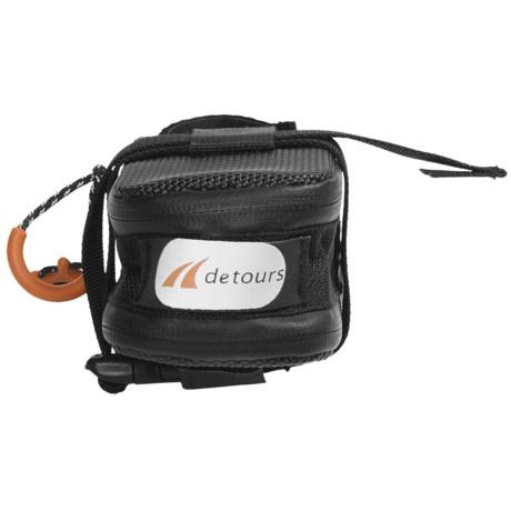 Detours Bike Mini Seat Bag - Expandable
