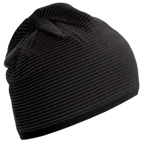 Neve Thomas Beanie Hat - Merino Wool (For Men)