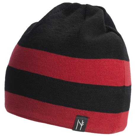 Neve Mason Beanie Hat (For Men)