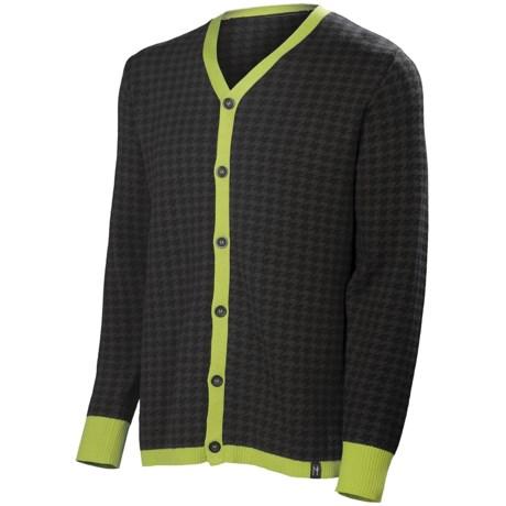 Neve Cooper Cardigan Sweater (For Men)