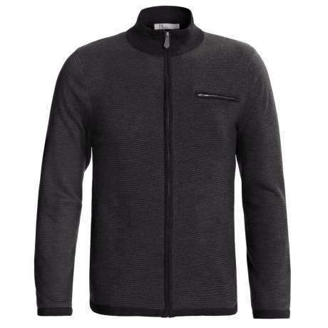 Neve Thomas Cardigan Sweater - Merino Wool, Full Zip (For Men)