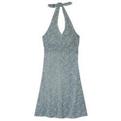 Aventura Clothing Ryland Halter Dress - Stretch Organic Cotton, Strapless (For Women)