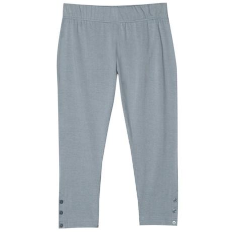 Aventura Clothing Jordan Capri Leggings - Stretch Cotton Jersey (For Women)