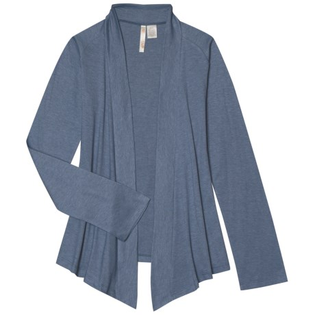 Aventura Clothing Kyle Wrap Cardigan Sweater - Open Front (For Women)