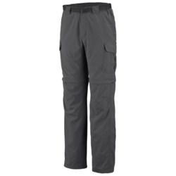 Columbia Sportswear Silver Ridge Convertible Pants - UPF 30 (For Big and Tall Men)