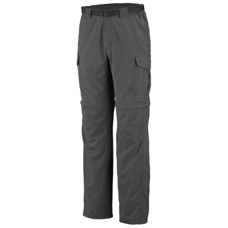 Columbia Sportswear Silver Ridge Convertible Pants - UPF 30 (For Big and Tall Men)