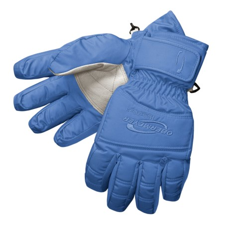 Obermeyer Alpine Gloves - Insulated (For Women)