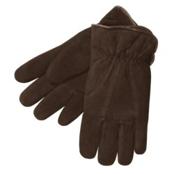 Auclair Deerskin Gloves - Insulated (For Men)