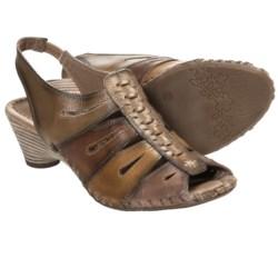 Pikolinos Paris Tear Drop Sandals - Sling-Back (For Women)