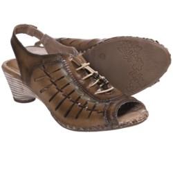 Pikolinos Paris Lace-Up Sandals - Sling-Backs (For Women)