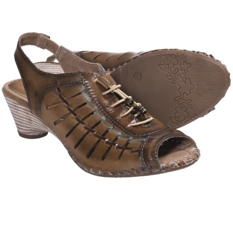 Pikolinos Paris Lace-Up Sandals - Sling-Backs (For Women)
