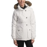 Helly Hansen Plenty Jacket - Insulated, Faux-Fur Trim  (For Women)