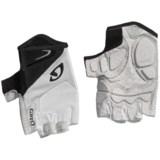 Giro Monaco Cycling Gloves - Fingerless (For Men and Women)