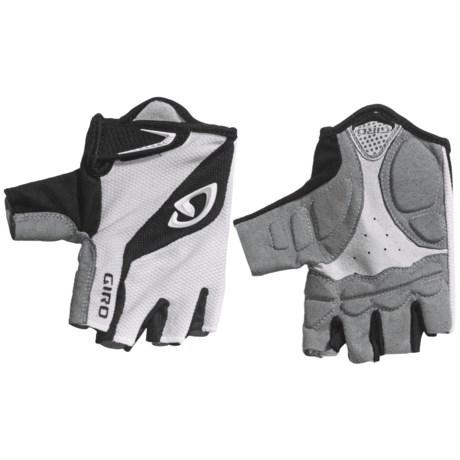 Giro Bravo Cycling Gloves - Fingerless (For Men and Women)