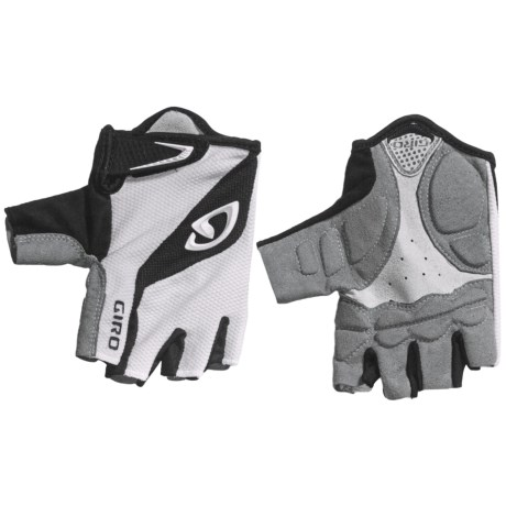 Giro Bravo Cycling Gloves - Fingerless (For Men and Women)