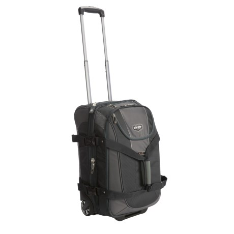 High Sierra Grip Carry-On Suitcase - Rolling