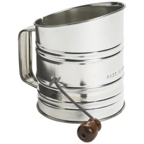 Jacob Bromwell 1-Cup Flour Sifter