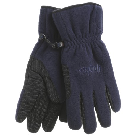 Auclair Wind Block Fleece Gloves (For Men)