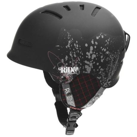 Ride Snowboards Pearl Helmet