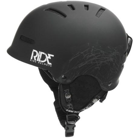 Ride Snowboards Duster Helmet