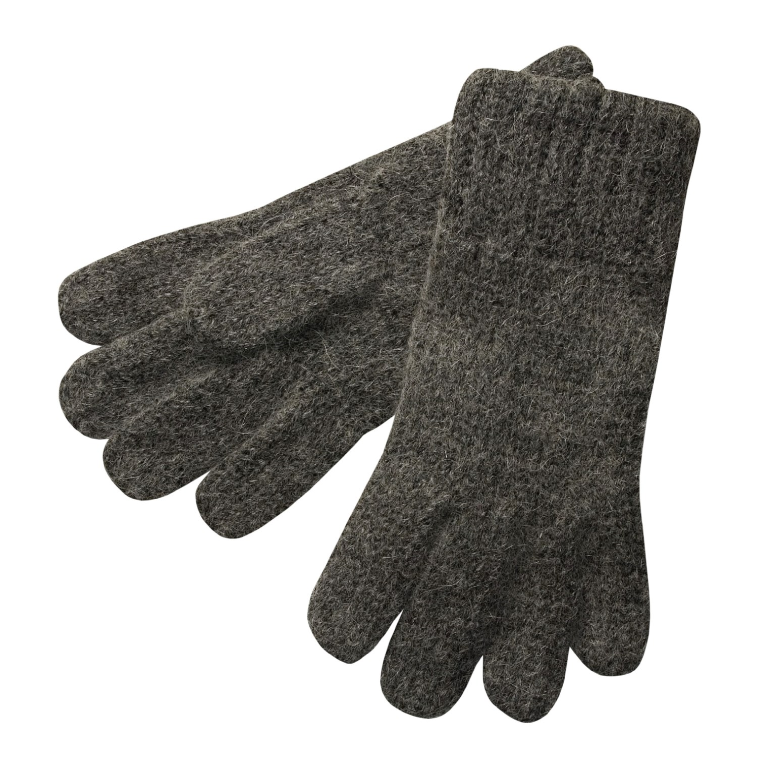 merino gloves In our world, no material is better suited than wool for ensuring warm fingers in the fight against the cold. It has the excellent quality of drawing moisture away from the skin and storing it in its fiber core, while the outside of the fiber remains dry!