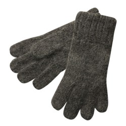 Auclair Alpaca Ragg Wool Gloves  (For Men)