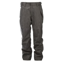 Ride Snowboards Phinney Classic Fit Snow Pants - Insulated (For Men)