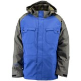 Ride Snowboards Ballard Shell Jacket - Flannel Lined (For Men)