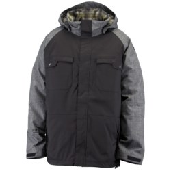 Ride Snowboards Ballard Jacket - Flannel Lined, Insulated (For Men)