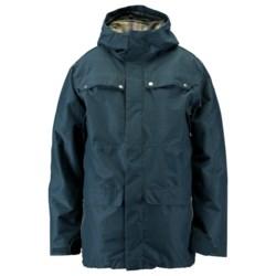Ride Snowboards Rainier Flannel-Lined Shell Jacket - Waterproof (For Men)