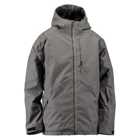 Ride Snowboards Admiral Shell Snowboard Jacket - Waterproof (For Men)