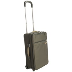 "Briggs & Riley Baseline Expandable Upright Wheeled Suitcase - 21"", Carry-On"