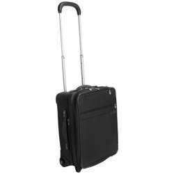 "Briggs & Riley Baseline Expandable Upright Wheeled Suitcase - 18"", Carry-On"