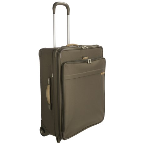 Briggs & Riley Baseline Expandable Wide-Body Wheeled Upright Suitcase - 27 ""