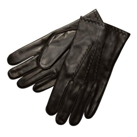 Grandoe Lambskin Dress Gloves - Lightweight, Insulated (For Men)