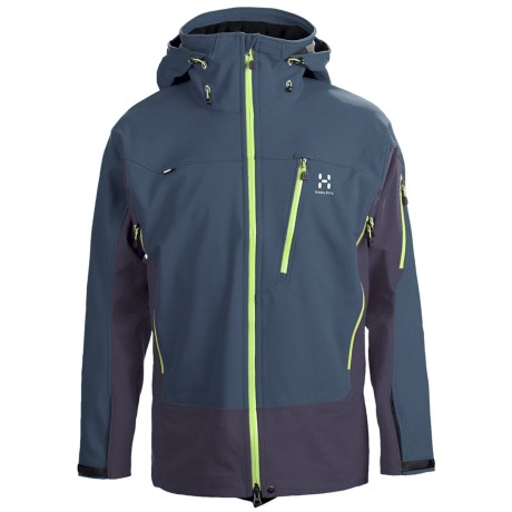 Haglofs Suta Hood Windstopper® Jacket - Soft Shell (For Men)