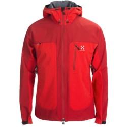 Haglofs Eryx Soft Shell Jacket - Windstopper® (For Men)