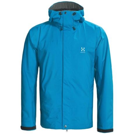 Haglofs Velum II Lightweight Shell Jacket - Recycled Materials (For Men)